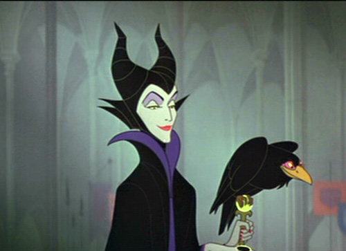 First Look at Angelina Jolie as 'Maleficent'