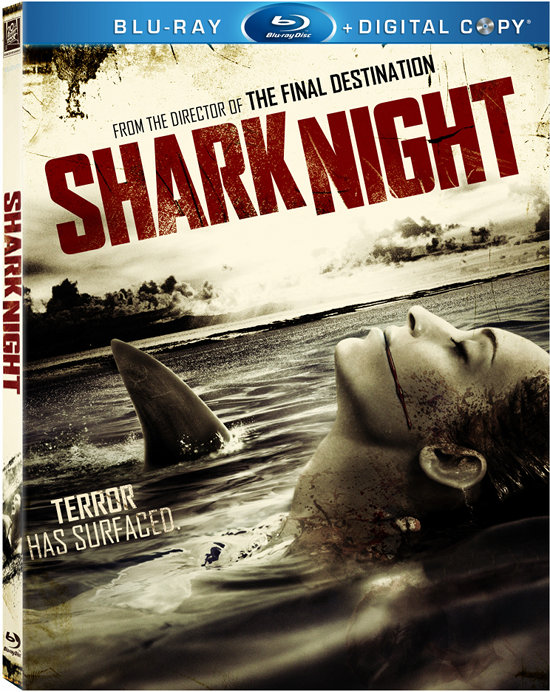 Blu-ray Review: 'Shark Night's 3D Lust Doesn't Transfer well to the 2D World