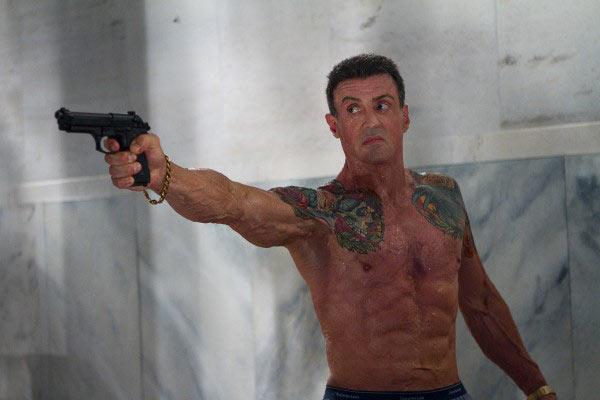Trailers: Schwarzenegger's Return in 'The Last Stand' & Stallone's 'Bullet to the Head'