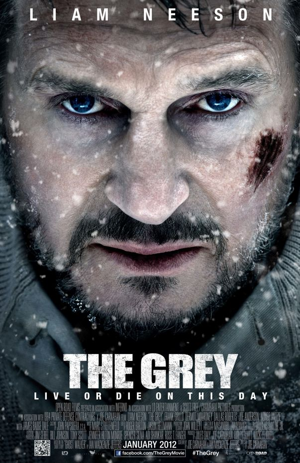 Movie Review: 'The Grey' is Liam Neeson's Return to his Dramatic Roots