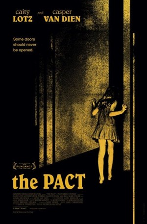 Effectively Creepy Teaser for Sundance Ghost Story, The Pact