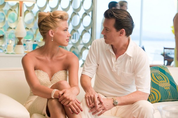 The Rum Diary 610x405 Alissas Top 10 Most Stylish Films of 2011!!