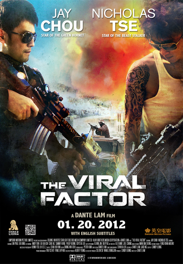 Movie Review: 'The Viral Factor' is an Awesome Action Spectacle