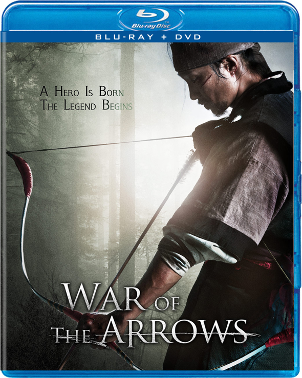 Blu-ray Review: 'War of the Arrows' is a Fun Archery Epic