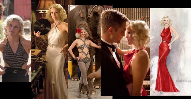 Water for Elephants 610x317 Alissas Top 10 Most Stylish Films of 2011!!