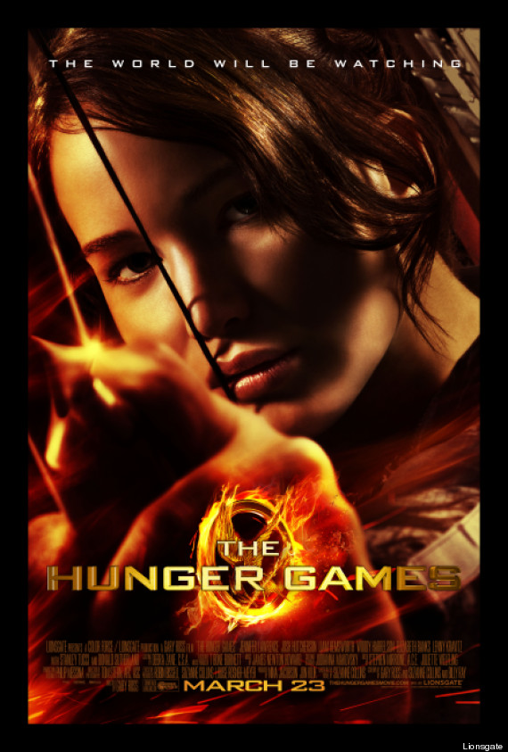 Movie Review: 'The Hunger Games' Was Hopefully a Better Book