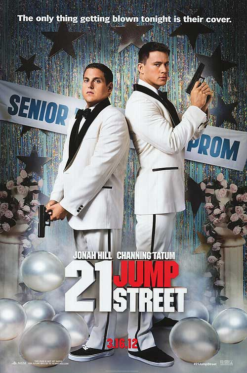 Movie Review: '21 Jump Street,' aka 21 D*ck Jokes