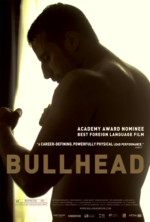 Trailer for Belgium's 'Roided Up Foreign Film Oscar Nominee 'Bullhead'