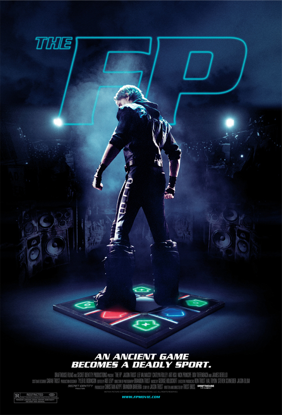 Watch the First 10 Minutes of the Ridiculously Awesome Dystopian DDR Based Flick, The FP!