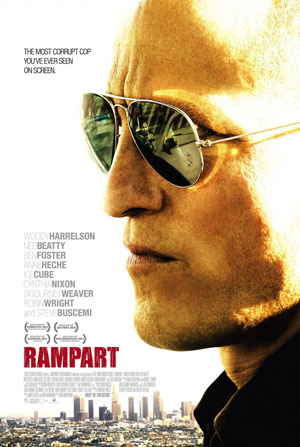 Movie Review: 'Rampart' Holds Nothing Back
