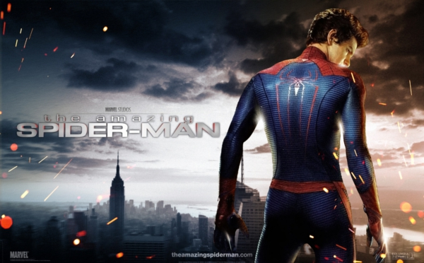 'The Amazing Spider-Man' Trailer will Make Your Spider Senses Tingle