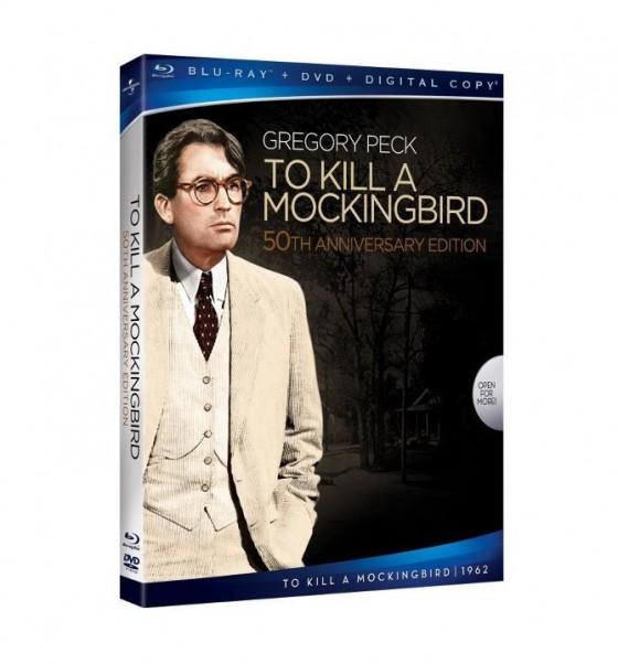 Blu-ray Review: 'To Kill A Mockingbird' 50th Anniversary Edition