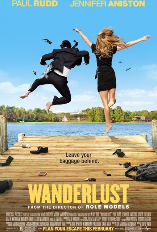 Movie Review: 'Wanderlust' is the First Great Comedy of 2012
