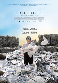 Movie Review: 'Footnote' is Funny Yet Tragic, or is it Tragic Yet Funny?