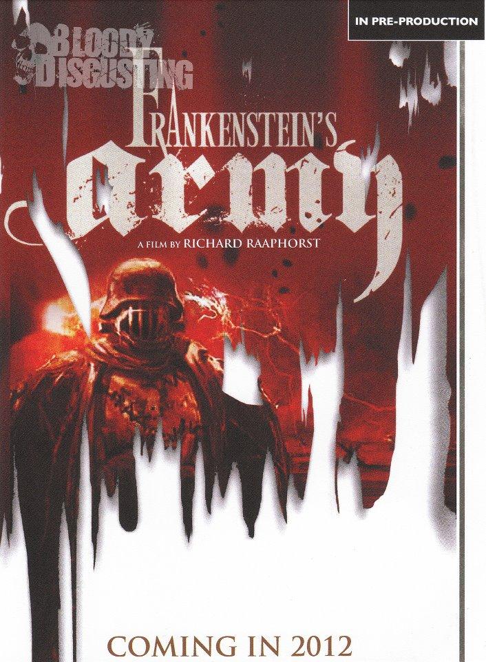 Frankenstein's Army Movie