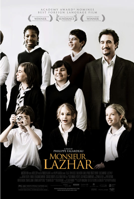 Movie Review: The Oscar Nominated 'Monsieur Lazhar' is an Exceptional and Heartwarming Piece of Cinema