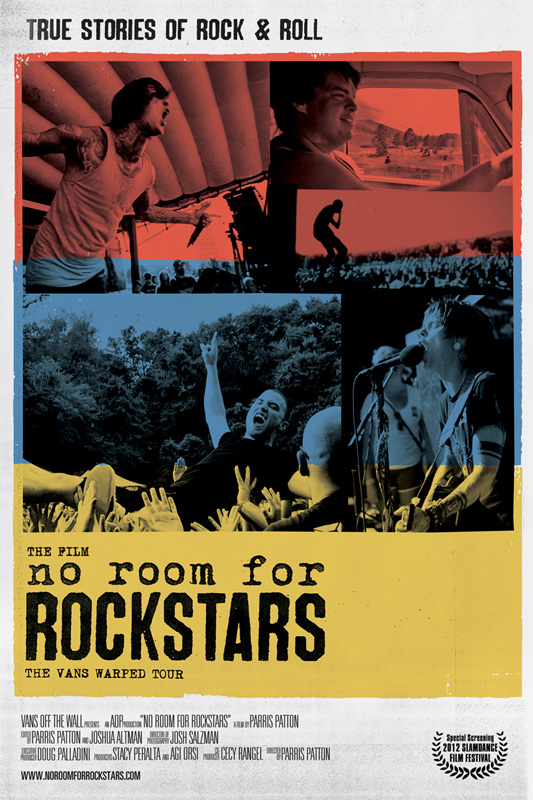 Movie Review: Vans Warped Tour Doc 'No Room for Rockstars'