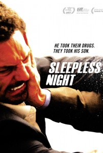 Sleepless Nigh tPoster 202x300 Tribeca Film Festival 2012: Sleepless Night Review