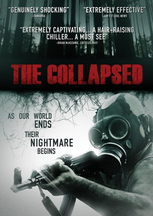 DVD Review: 'The Collapsed' Nearly Caves in on Itself