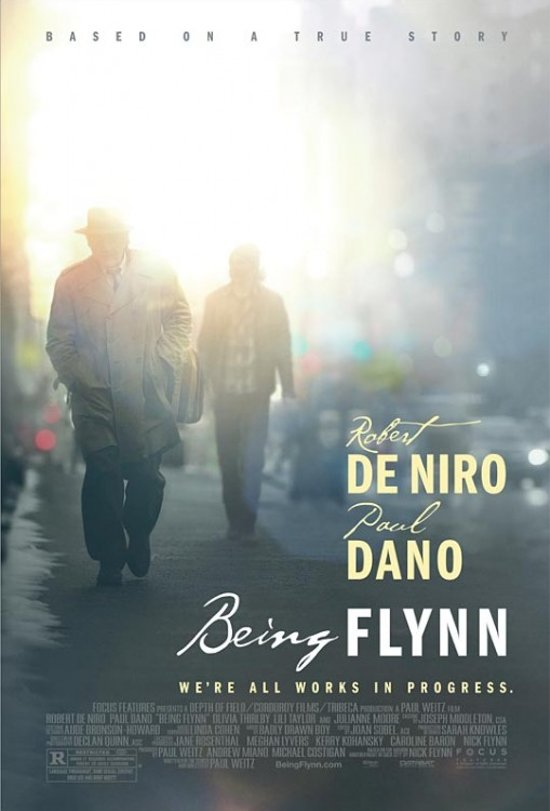 Movie Review: Being Flynn
