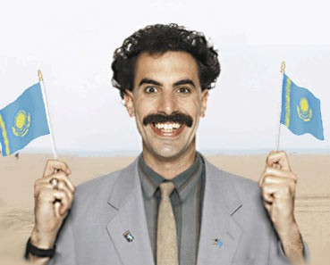 Goofy Story of the Day: Kuwait Accidentally Plays 'Borat' Kazakhstan Anthem During Medal Ceremony