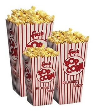 popcorn Goofy Story of the Day: Michigan Man Sues AMC Theater for Having Expensive Snacks