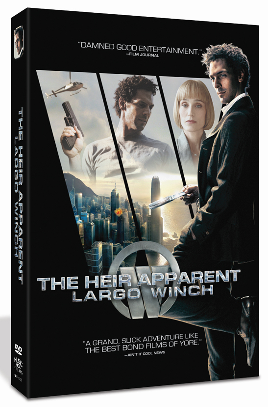 DVD Review: 'Largo Winch' May Not Be Articulate, But He Can Still Kick Your Butt