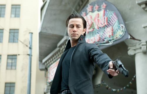 First two vignettes for Rian Johnson's 'Looper'