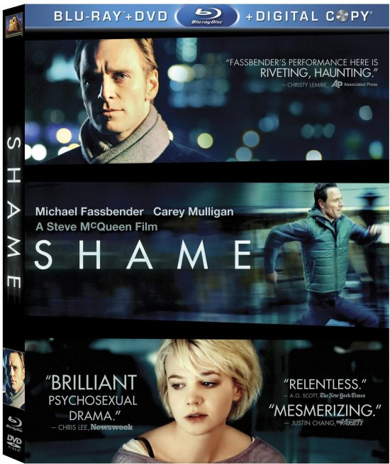 Blu-ray Review: 'SHAME' is a Mesmerizing Piece of Art