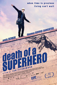 Tribeca Film Festival '12: Death of a Superhero Review
