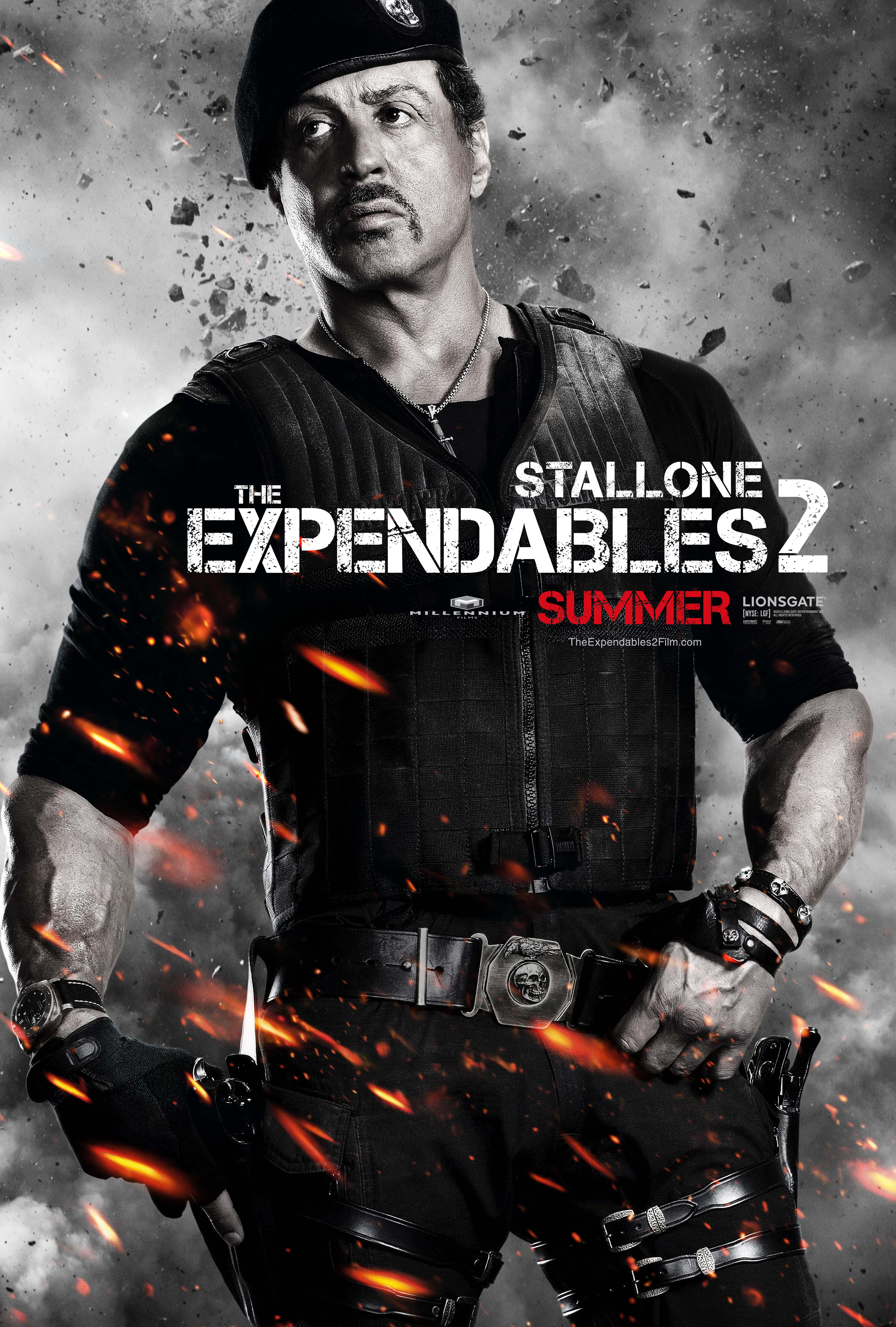 Seagal? Snipes? Rourke? Banderas? Jackie Chan? Hulk Hogan? Who Will Be in 'The Expendables 3′?