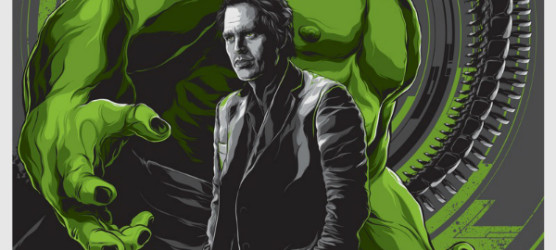Four More of 'The Avengers' Posters by Mondo have been Announced