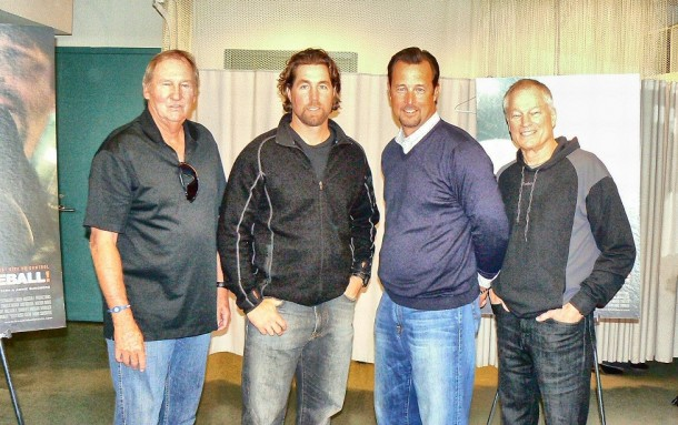 Tribeca Film Festival '12: 'Knuckleball!' World Premiere — Photos and Interviews with R.A. Dickey, Tim Wakefield, and Co-Director Annie Sundberg!