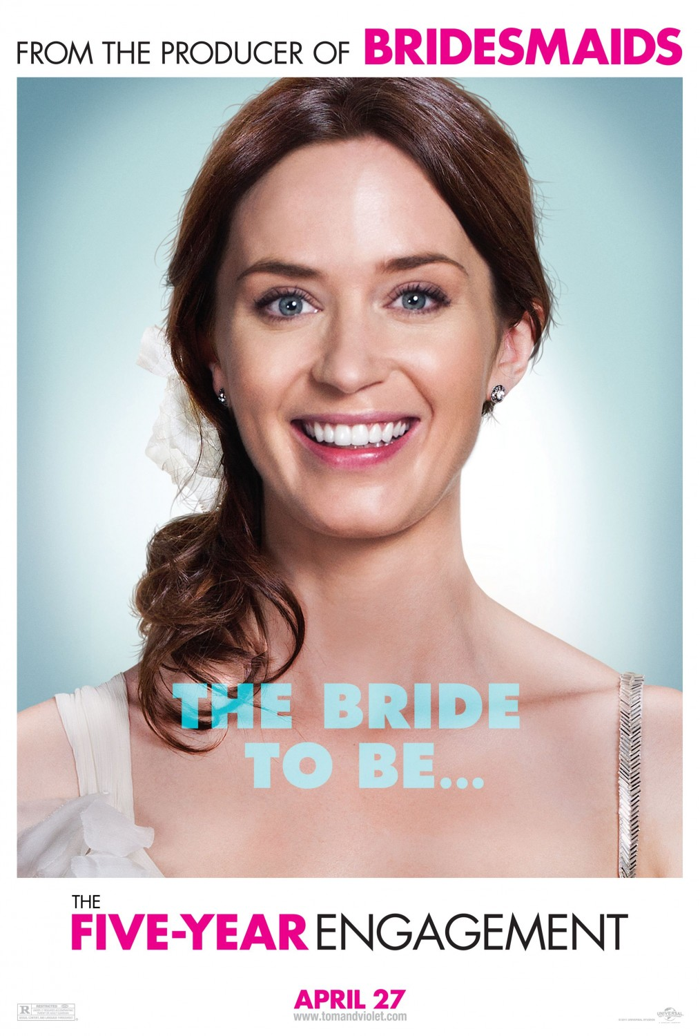 Movie Review: 'The Five-Year Engagement' Will Leave You Smiling