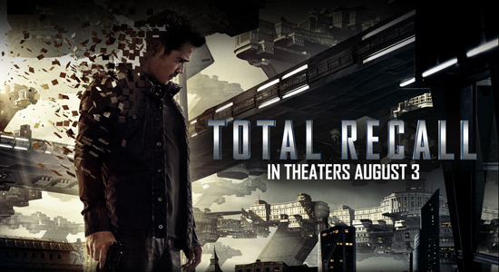 Total Recall Trailer: Can Colin Farrell Pull the Remake off?