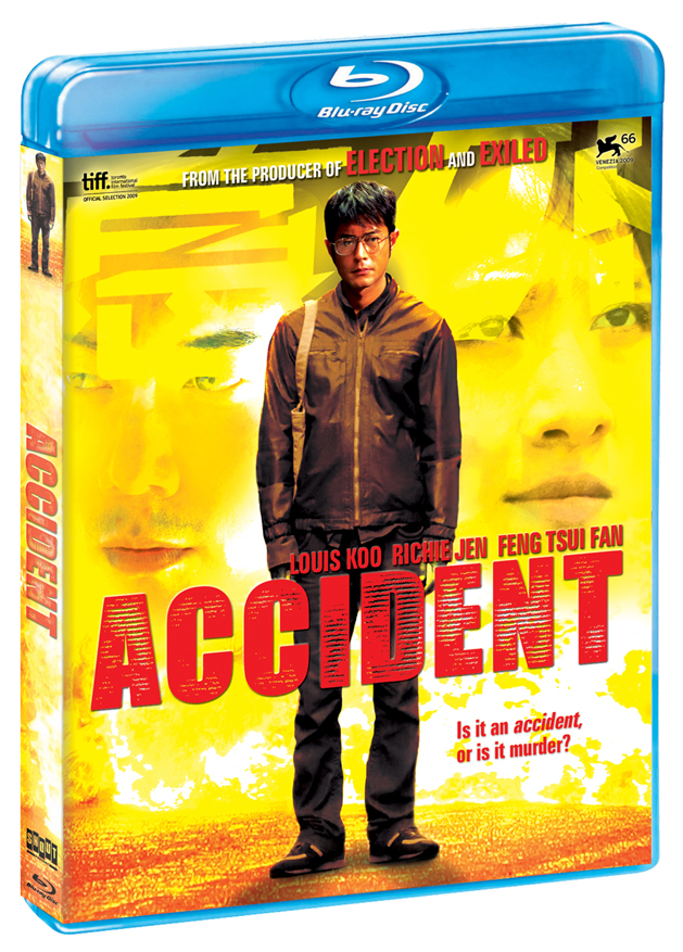 Blu-ray review: 'Accident' is a Slow Burning Piece of Quality Hong Kong Cinema