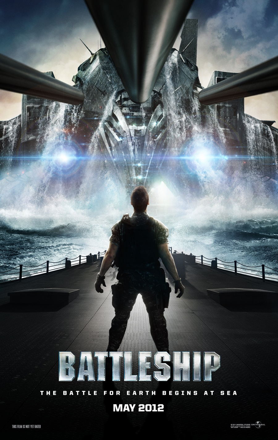 Movie Review: 'Battleship' is Easy on the Eyes but Not on the Ears