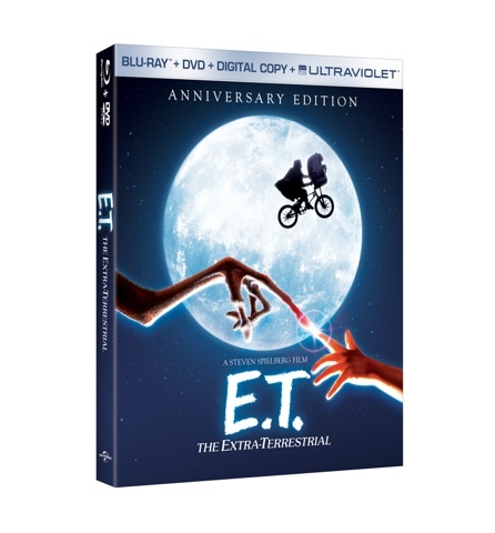 E.T. The Extra-Terrestrial is Coming to Blu-ray!