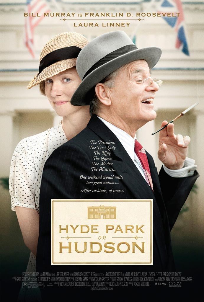 Trailer: Bill Murray is… Really, Really Good as FDR in 'Hyde Park on Hudson'