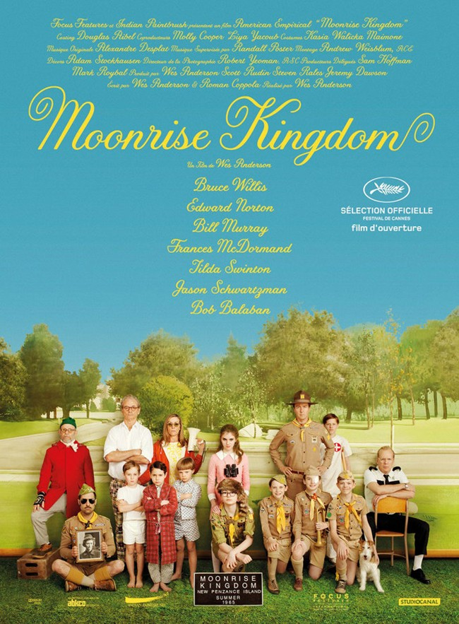 Movie Review: 'Moonrise Kingdom' Is Enjoyable, Albeit Expected – Most Likely Best In Repeat Viewings