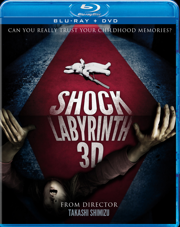 Blu-ray Review: 'Shock Labyrinth 3D' Isn't What I Would Call Horror