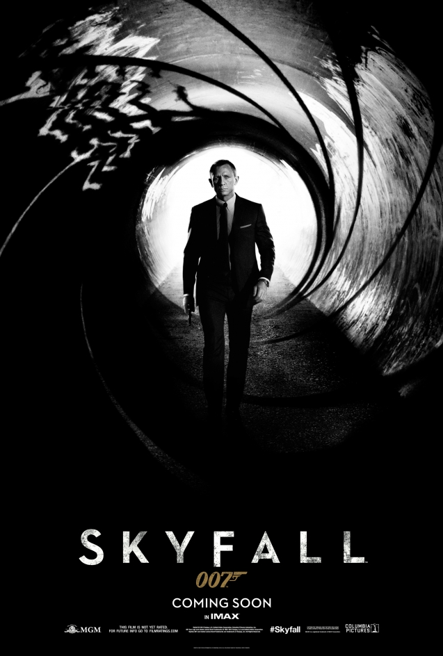 Bond's Going to Kill them First in the Teaser Trailer for 'Skyfall'