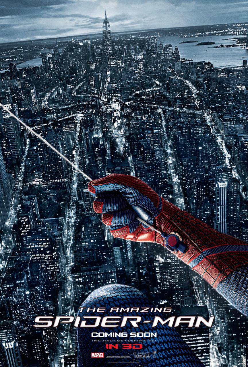 As if 4-Minutes weren't enough, There will be a 6-Minute clip for 'The Amazing Spider-Man' before 'MIB 3′