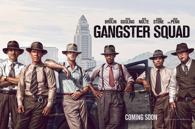 'Gangster Squad' Update: Film Will be Pushed to January to Accommodate Reshoots