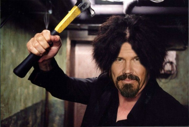 josh brolin in oldboy 610x409 Sharlto Copley is the Villain in Oldboy Remake; Brolins Nervous but Confirms the Hammer Fight is In!