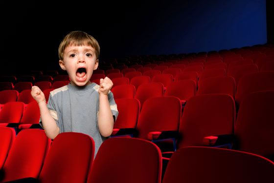 Goofy Story of the Day: Man Punches 10 Year Old in the Face for Being Noisy in a Theater