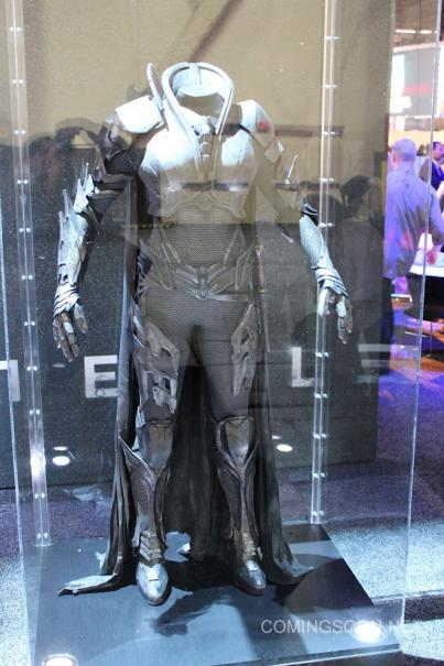 Faora Licensing Expo Man of Steel Costumes hit the Licensing Expo12 Floor