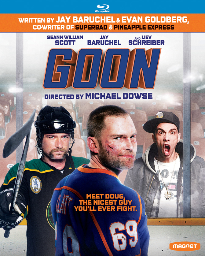 Blu-ray Review: 'Goon' Officially Joins the Ranks of Slap Shot as a Great Hockey Comedy