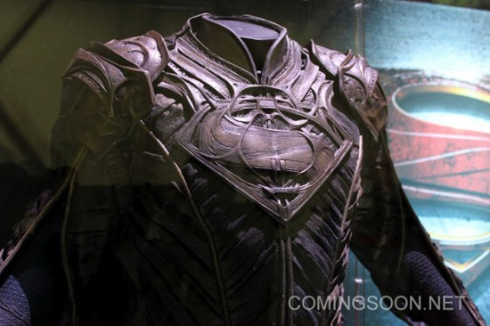 Jor El Licensing Expo Man of Steel Costumes hit the Licensing Expo12 Floor