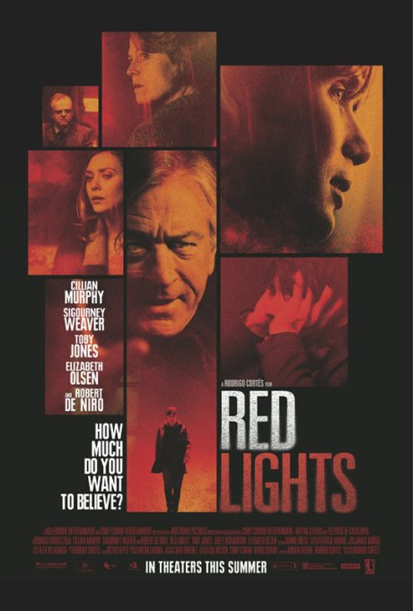 Movie Review: 'Red Lights' is Full of Sound and Fury, Signifying Nothing